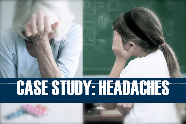 case study headaches chiropractor in holland